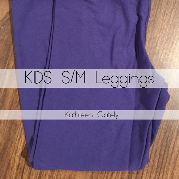 05ea39962 LuLaRoe Pants | Sm Kids Leggings | Poshmark